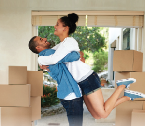 A couple that needs first time home buyer loans in Greeley, CO